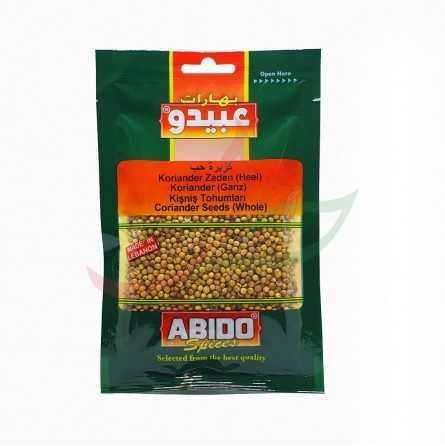 Whole coriander Abido 30g