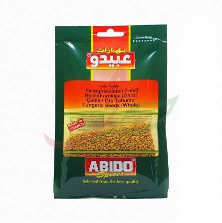 Whole fenugreek Abido 50g