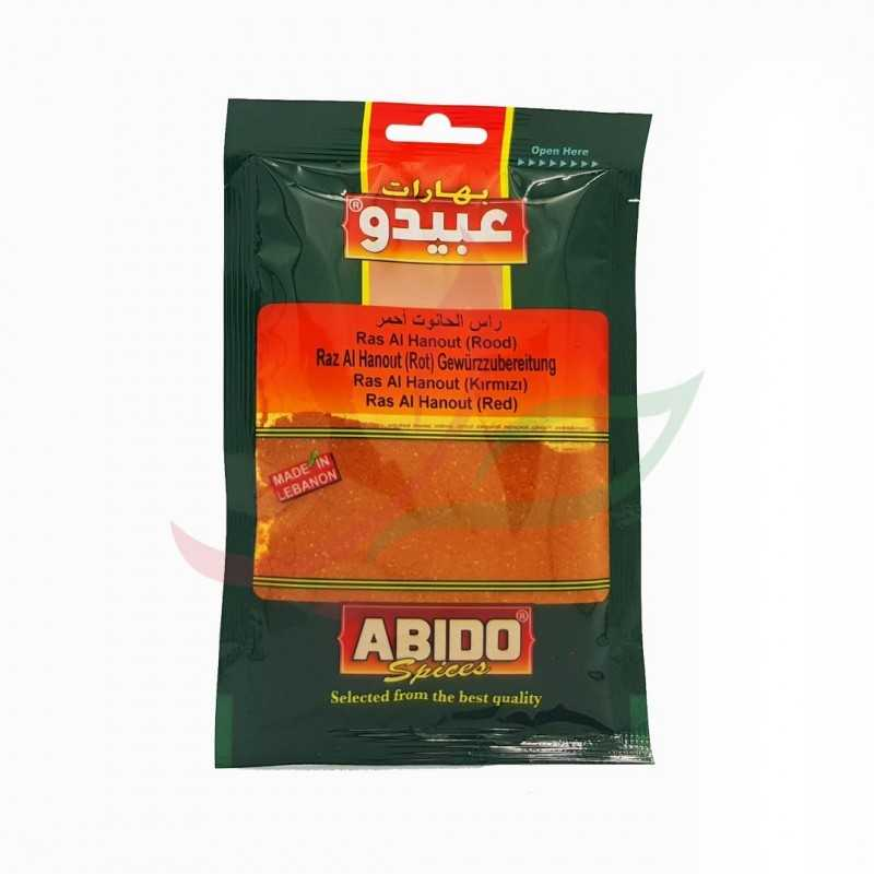 Red ras alhanout Abido 50g
