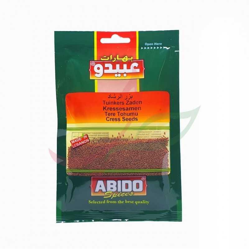 Graines de cresson Abido 50g