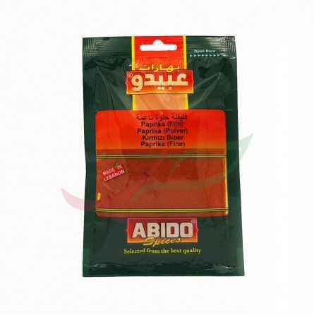 Paprika spice Abido 50g