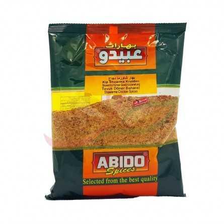 Chicken shawarma spice Abido 500g