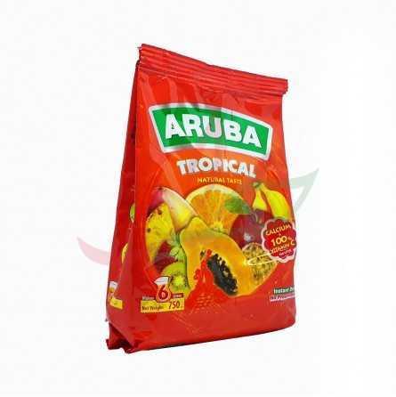 Jus tropical (poudre instantanée) Aruba 750g