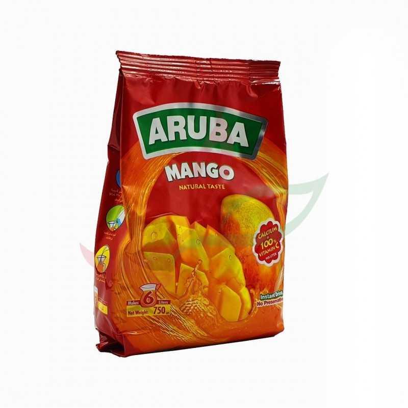 Jus de mangue (poudre instantanée) Aruba 750g