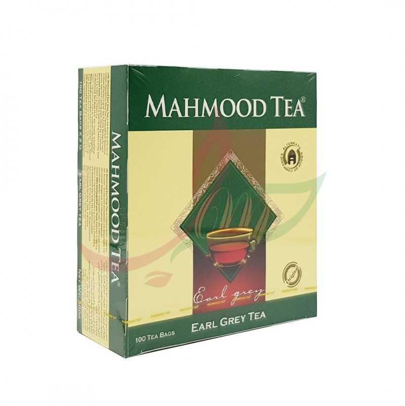 Teabag Earl Grey Mahmood x100