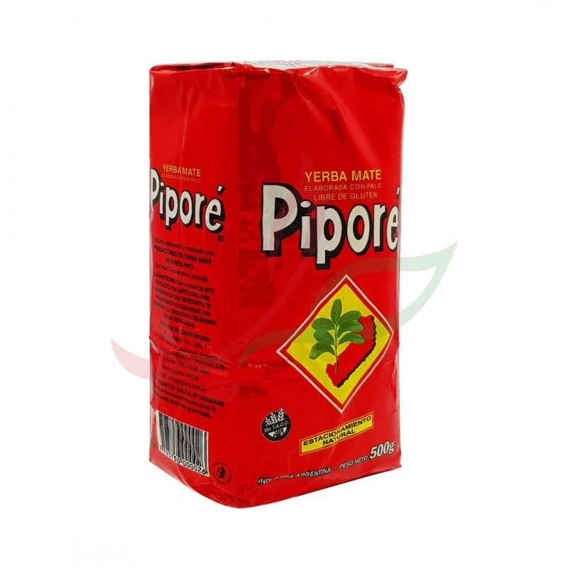 Yerba maté (with rod) Piporé 500g