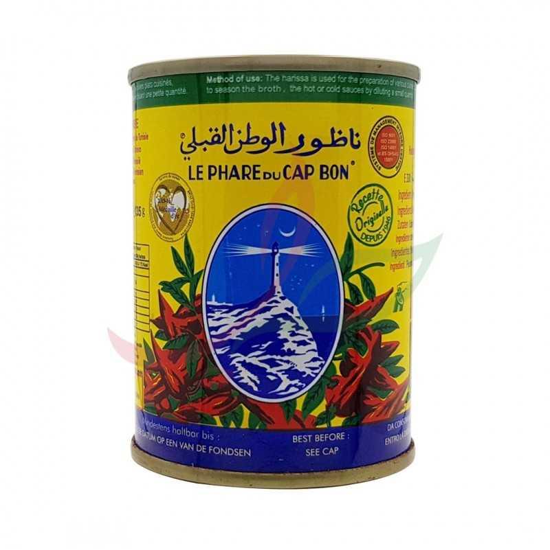 هريسة حارة تونسية الناطور 135غ