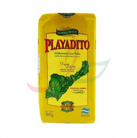Yerba mate (with rod) Playadito 500g