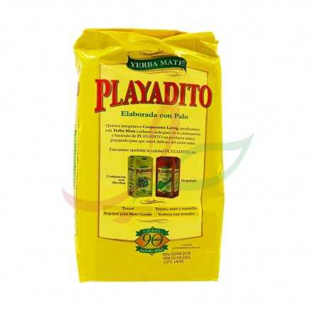 Yerba mate (with rod) Playadito 1kg
