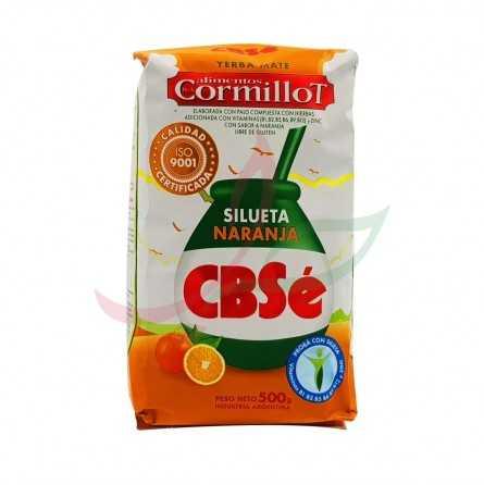 Yerba mate with orange CBSE 500g