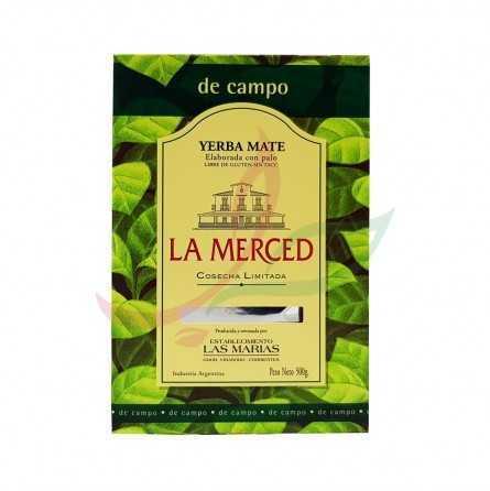 Yerba mate Campo La Merced 500g