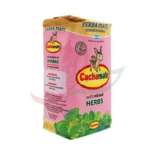 Yerba mate - herb mix Cachamate 500g