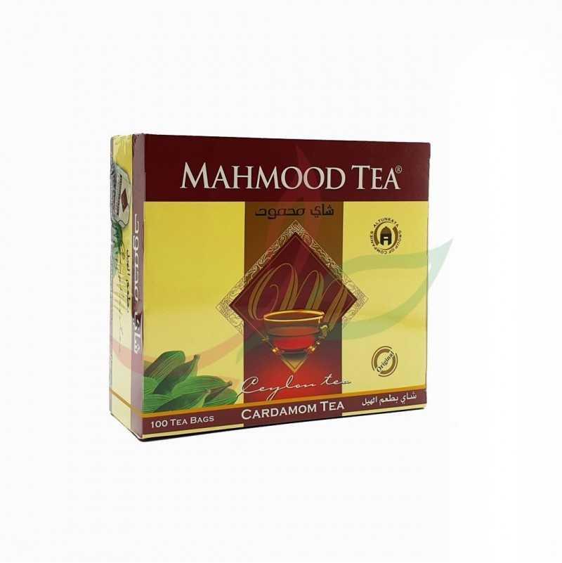 Thé à la cardamome (en sachets) Mahmood x100
