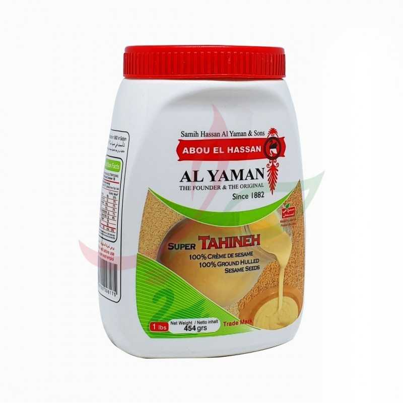 Tahini (sesame cream) Alyaman 454g