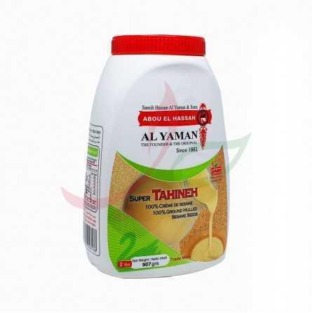 Tahini (sesam cream) Alyaman 907g