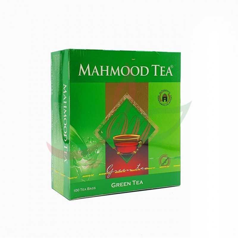 Green teabag Mahmood x100
