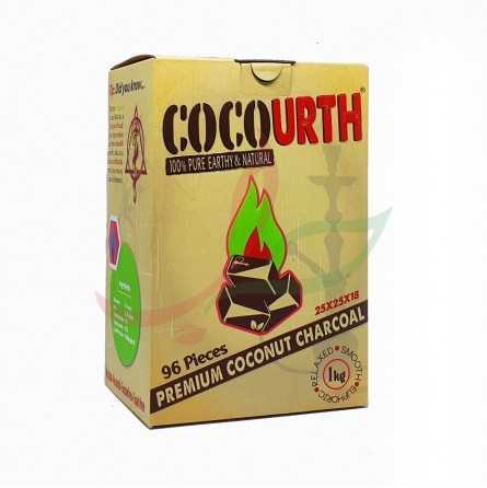 Natural coal Cocourth (x96) 1kg