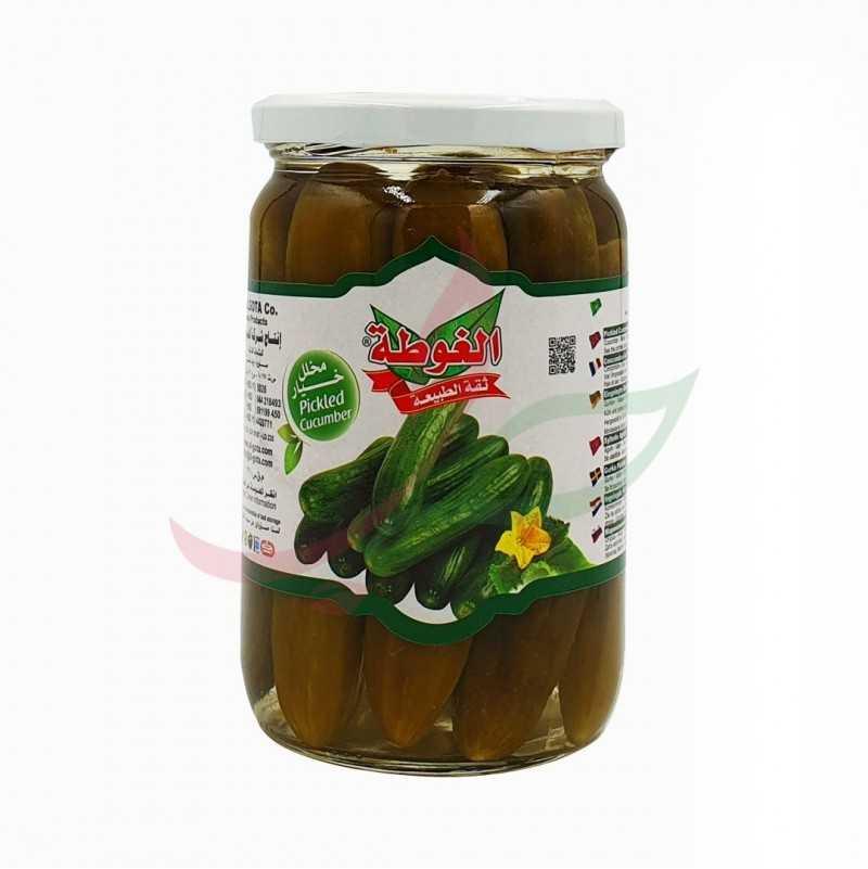 Pickled cucumber Algota 600g