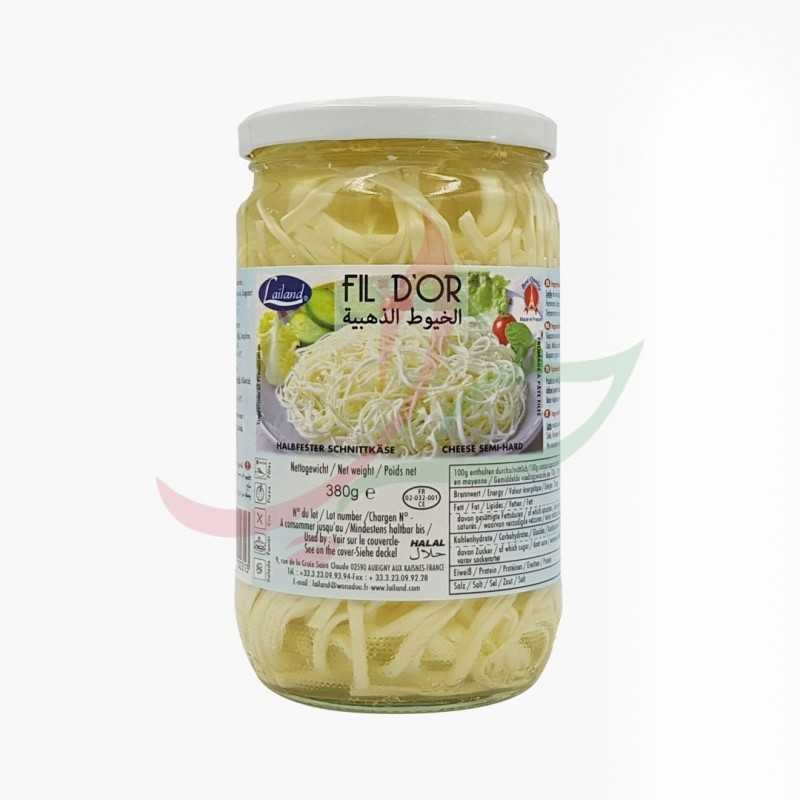 Cheese gold threads in a jar Lailand 380g
