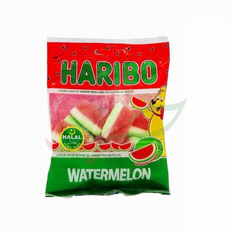 Bonbon pastèque halal Haribo 70g