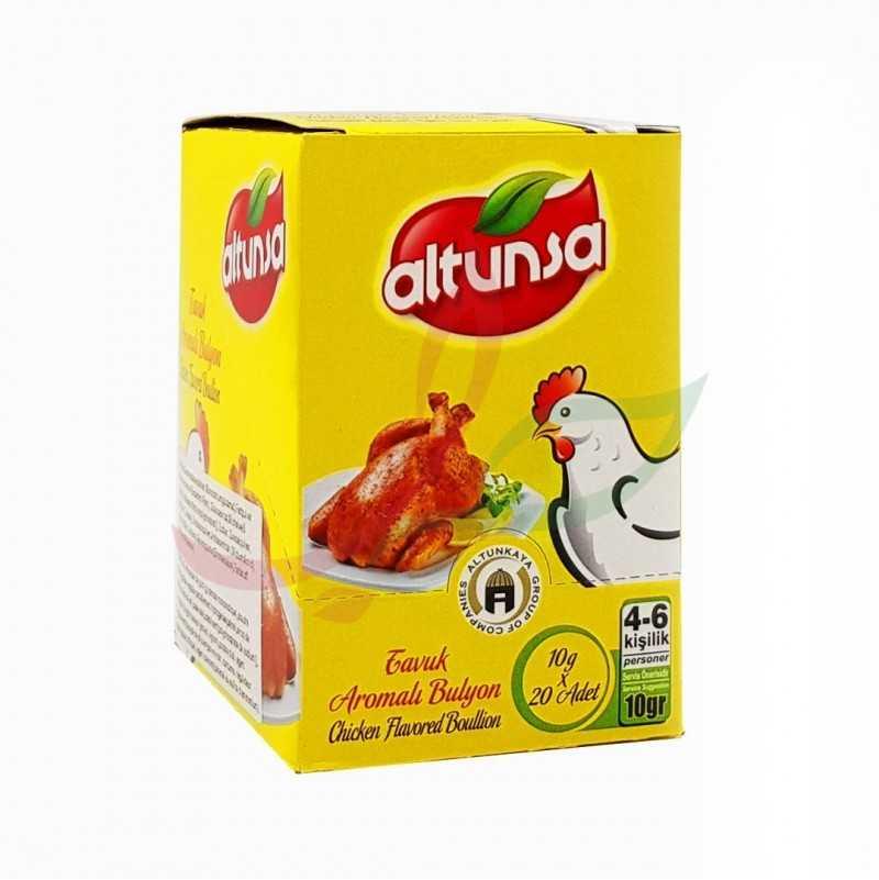 Bouillon de poulet en poudre Altunsa 20x10g