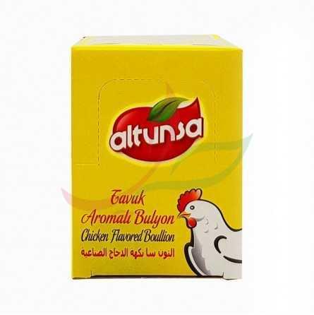 مرقة دجاج بودرة ظروف التونسا x20