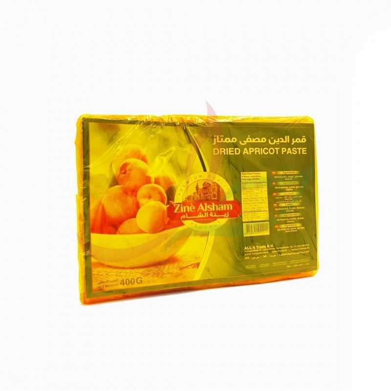 Pâte d'abricot - Kamardine Ziné 400g