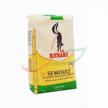 Coarse semolina Le Renard 1kg