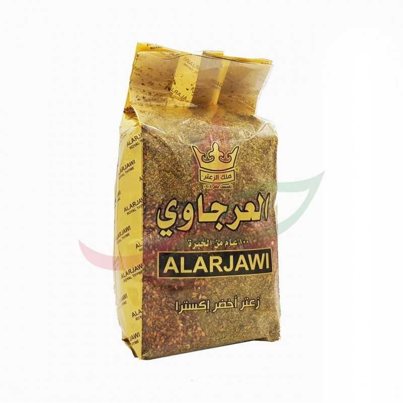 Zaatar vert extra Alarjawi 500g
