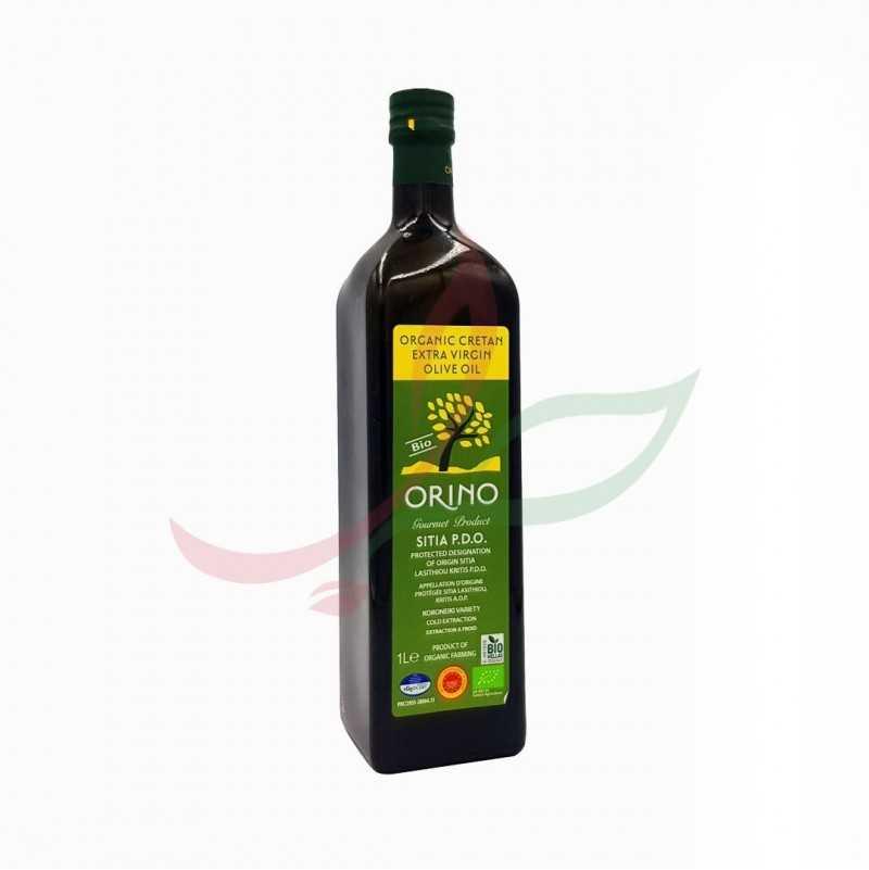 Huile d'olive grecque extra vierge Orino bio 1L