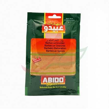 Grilling spices Abido 50g