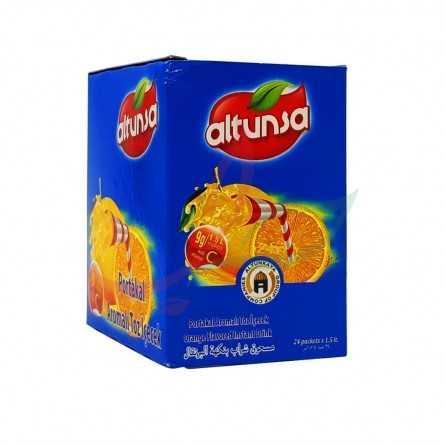 Jus d'orange (poudre instantanée) Altunsa 24x9g