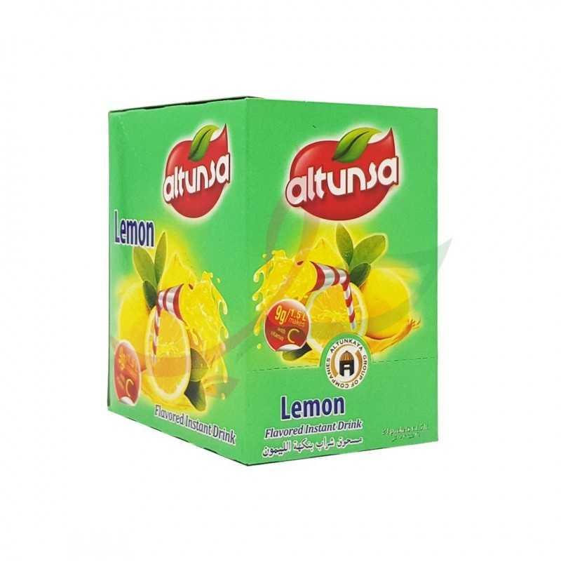 x24 عصير الليمون بودرة التونسا