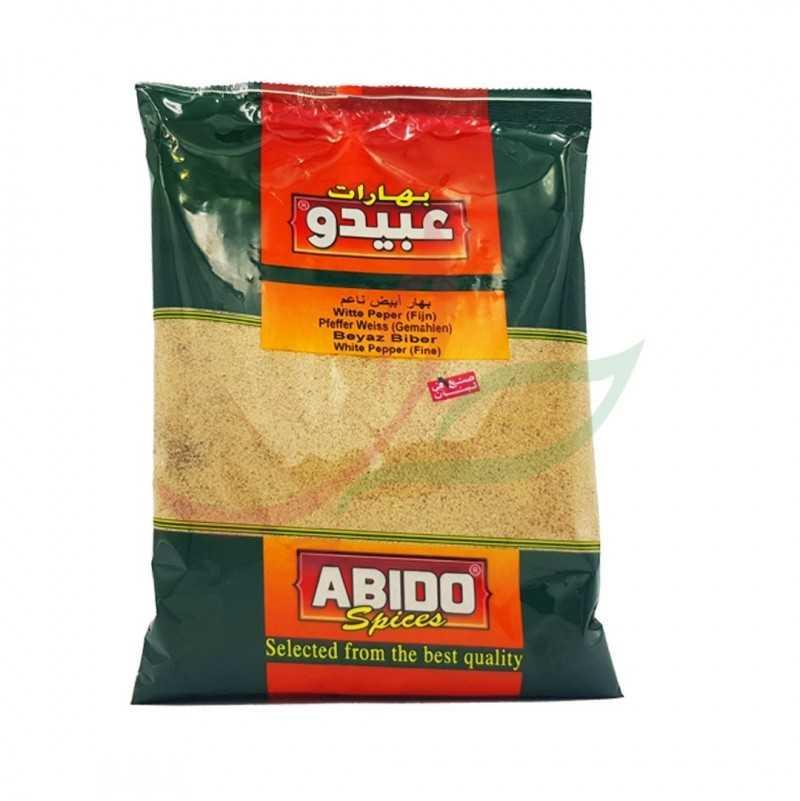 Ground white pepper Abido 500g