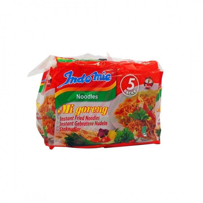 Indomie Mi goreng nouilles instantanées (pack) 5x80g
