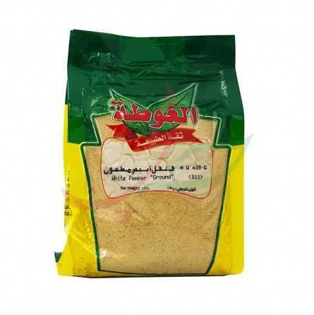 Ground white pepper Algota 400g