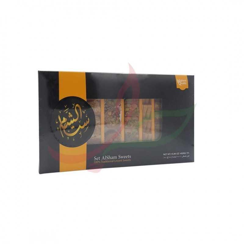 Baklava mixte Set Alsham 750g