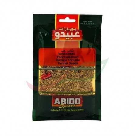 Whole fennel Abido 50g