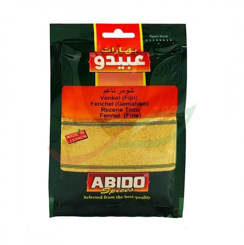 Fenouil moulu Abido 50g