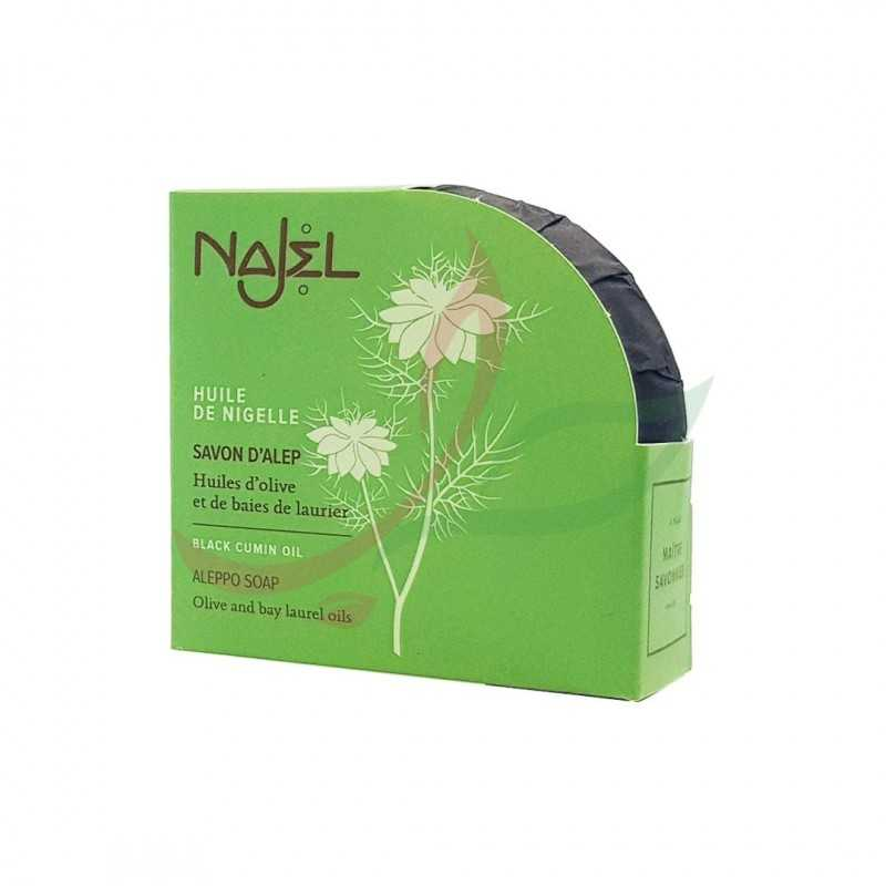 Aleppo soap with black cumin oil Najel 100g