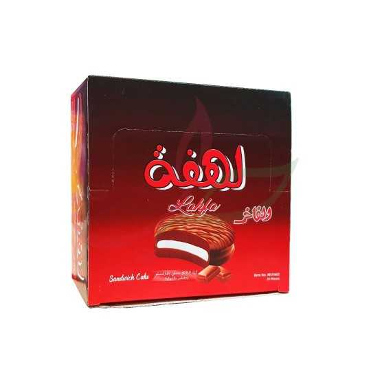 Cacao biscuit Lahfa Fakher x24