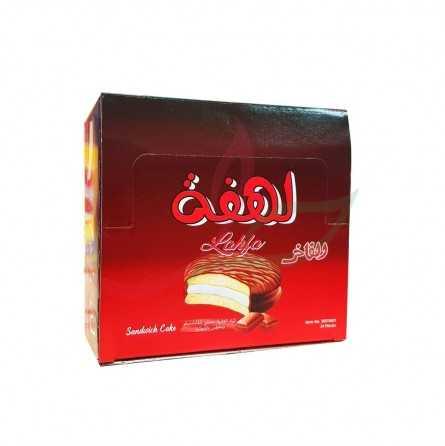 Cream biscuit Lahfa Fakher x24