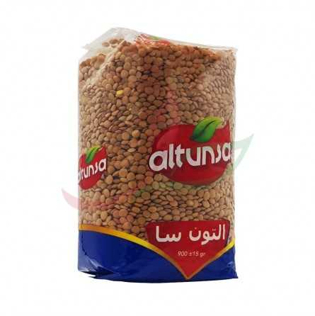 Blonde lentils Altunsa 900g