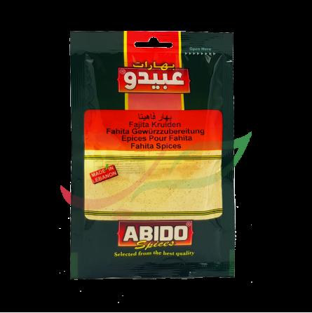 Fajita spices Abido 50g