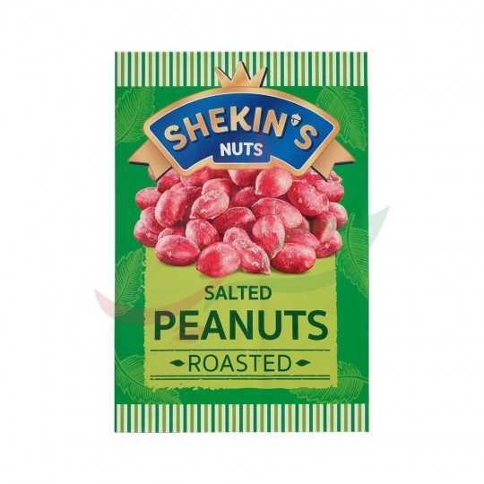 Cacahuètes grillées salées Sheki 100g