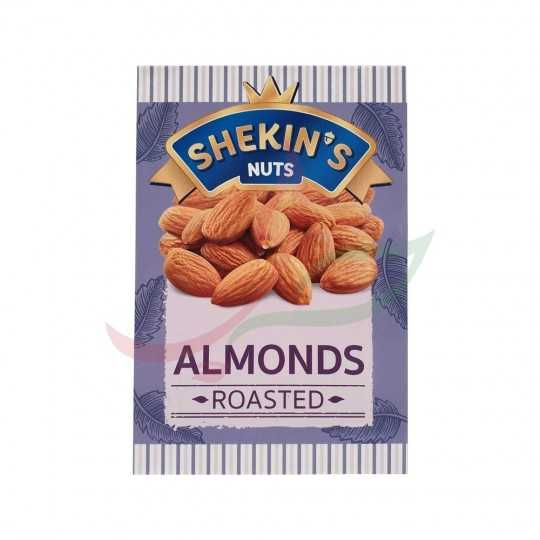Roasted almonds Sheki 100g