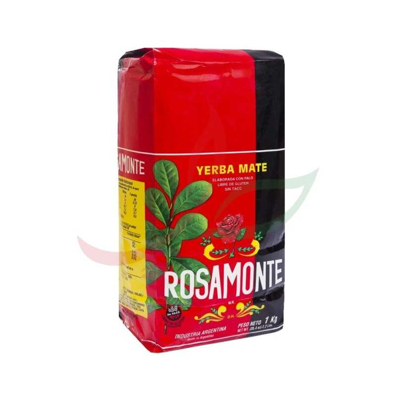 Yerba mate Rosamonte 1kg