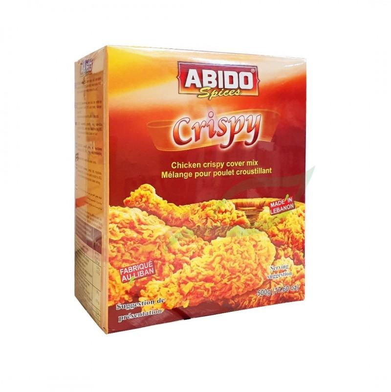 Épices crispy doux Abido 500g