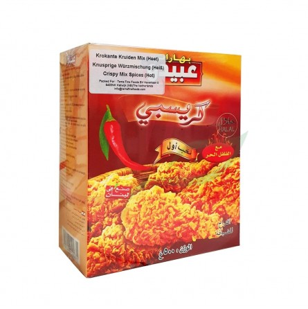 Épices crispy chili Abido 500g