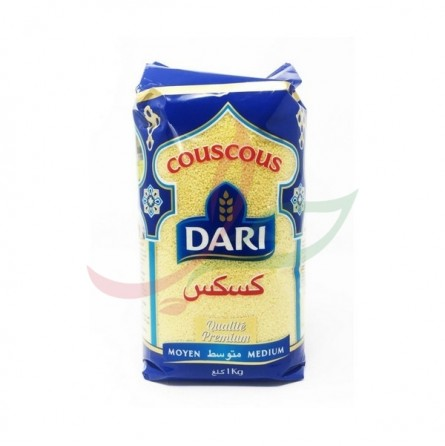 Couscous moyen Dari 1kg